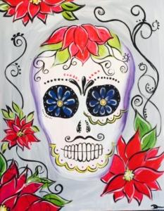 New Event - Sugar Skull