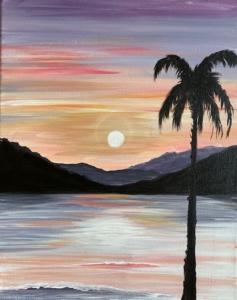 New Event - Sunrise Oasis