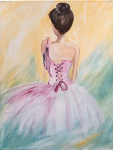New Event - Tiny Dancer. Ages 7+