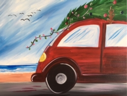 New Event - To The Beach Christmas. Ages 7+