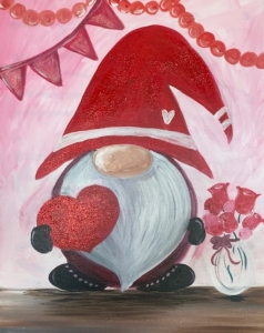 New Event - Gnome One Like You, Valentine. With Glitter!