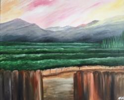 New Event - Valley Vineyard