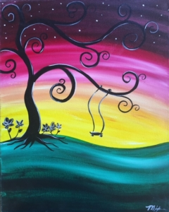 New Event - Whimsy Tree. Ages 7+