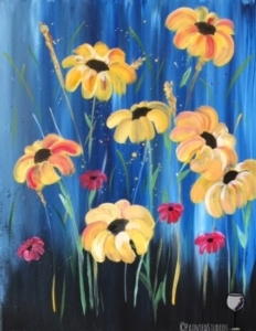 New Event - Wildflowers. Ages 7+