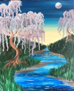New Event - Willows at Dusk