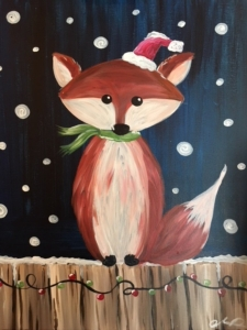 New Event - Winter Fox. Ages 7+