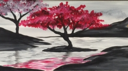 New Event - Cherry Blossom. Complimentary glass of wine for the Mamas!*