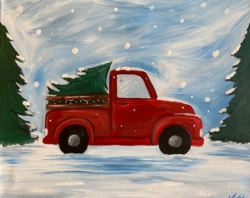 New Event - Christmas Truck