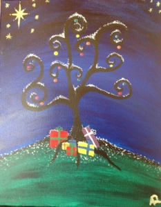 New Event - Holiday Whimsy Tree. Ages 7+