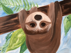 New Event - Sloth. Ages 7+