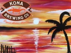 New Event - Tropic Sunset. Kona Beer & Concert Night! Complimentary beer*