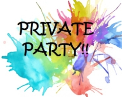 New Event - Private Party
