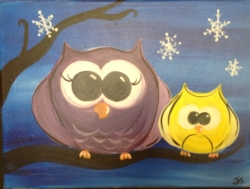 New Event - Snow Owls. Ages 7+
