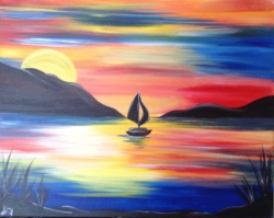 New Event - Sunset Sail