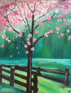 New Event - Spring Walk