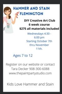 New Event - DIY Creative Art Club