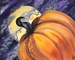New Event - Fall Pumpkin Instructor:Eileen