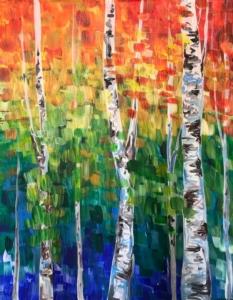 New Event - Fall Birch