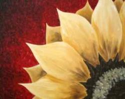 New Event - Fall Sunflower
