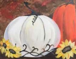 New Event - White Pumpkin