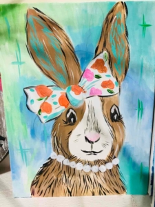 New Event - Miss Bunny All Ages welcome