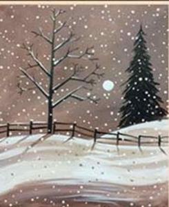 New Event - Antique Winter