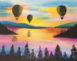 New Event - Mountain Air Balloons