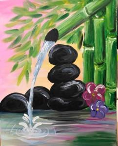 New Event - New Painting: Balance Instructor: Tina