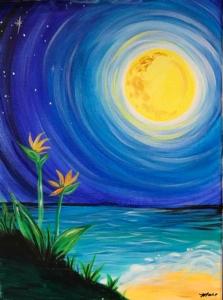 New Event - Moonlight Beach Instructor: Mare