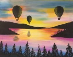New Event - Ballooning Instructor: Liz