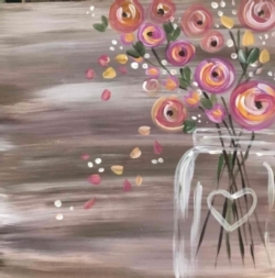 New Event - Paint on Wood Instructor: Mare
