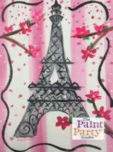New Event - Paris Themed Camp