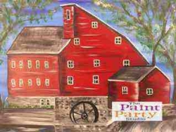 New Event - The Red Mill
