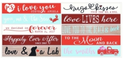 New Event - Hammer and Stain DIY Valentines Single Planks