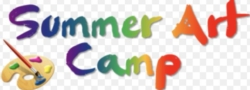 New Event - Summer Art Camp