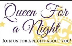 New Event - Queen for A Night