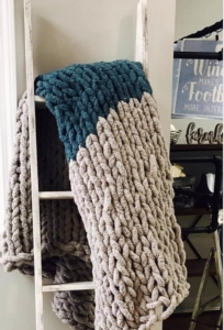 New Event - COZY BLANKET WORKSHOP