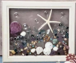 New Event - Sea Glass Collage All ages