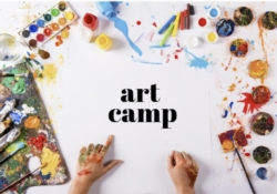 New Event - Summer Art Camp 5 Days