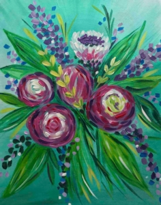 New Event - Mothers Day Painting and Mimosas Instructor: Mare/ Eileen
