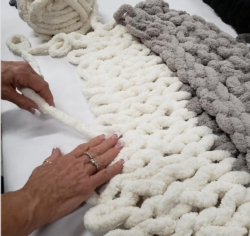 New Event - Cozy Blanket Workshop