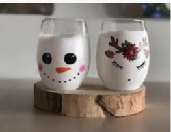 New Event - Holiday Wine Glass Painting