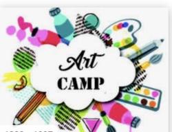 New Event - SUMMER ART CAMP
