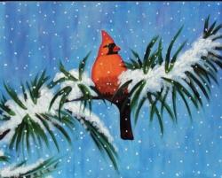 New Event - Winter Cardinal Instructor: Maricha