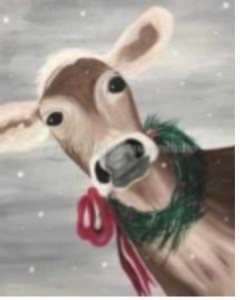 New Event - Holy Holly Cow! Instructor: Eileen
