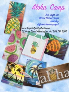 New Event - Camp Aloha