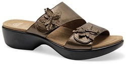 Bargain Bin - Buy Shoes Online - Donna - Bronze Metallic [click to enlarge]