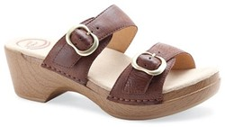 Bargain Bin - Buy Shoes Online - Sophie - Brown Soft Full Grain [click to enlarge]