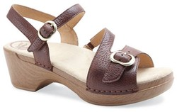Bargain Bin - Buy Shoes Online - Sandi - Brown Soft Full Grain [click to enlarge]