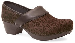Bargain Bin - Buy Shoes Online - Prima - Brown Floral [click to enlarge]